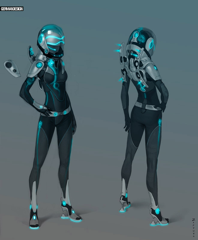 Futuristic space suit design pics about space for Space suit design