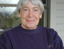 Ursula K. Le Guin (photo by Eileen Gunn)