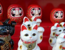 Maneki Neko by Bruce Sterling