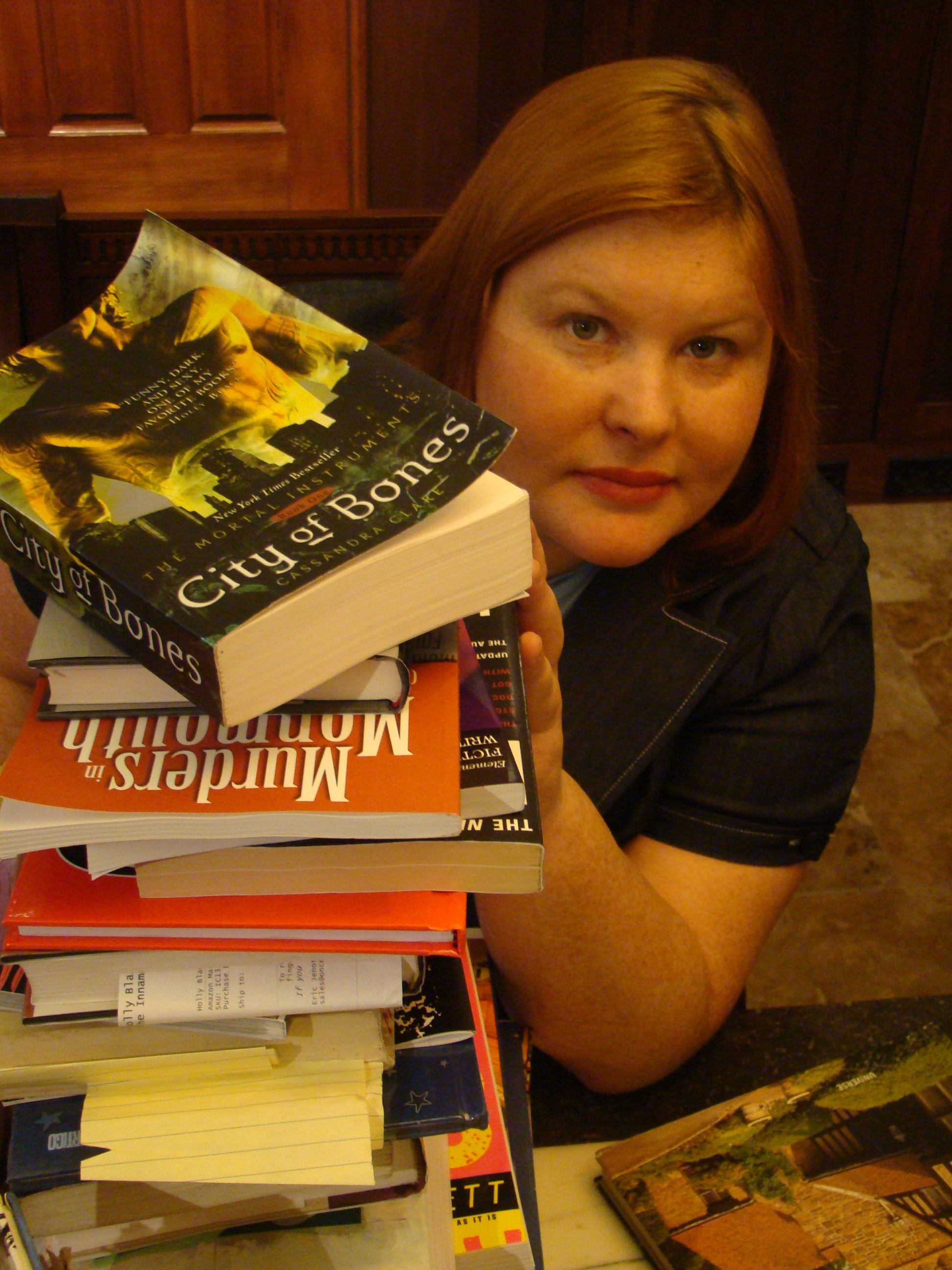 Author spotlight cassandra clare lightspeed magazine cassandra clare fandeluxe Ebook collections