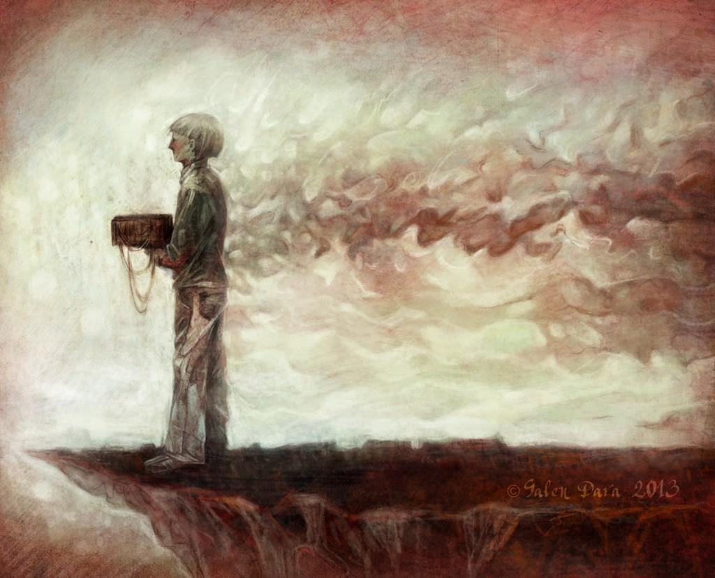 Deus Ex Arca by Desirina Boskovich (Illustrated by Galen Dara)
