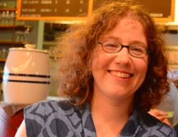 author Sarah Pinsker
