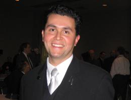 John Picacio (photo by Ellen Datlow)