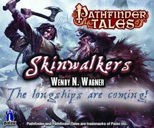 SKINWALKERS by Wendy N. Wagner