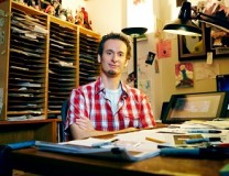 Chris Williams - image courtesy Walt Disney Animation Studios