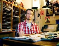 Chris Williams - image courtesy Walt Disney Animation Studios
