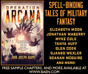 OPERATION ARCANA edited by John Joseph Adams