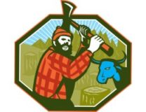 The Death of Paul Bunyan
