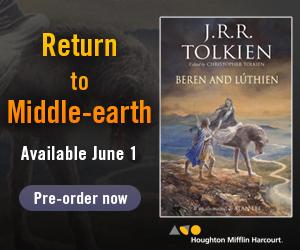 Beren & Luthien by J.R.R. Tolkien