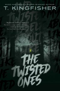 The Twisted Ones - book cover