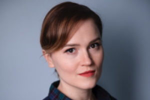 Veronica Roth (Photo by Nelson Fitch)