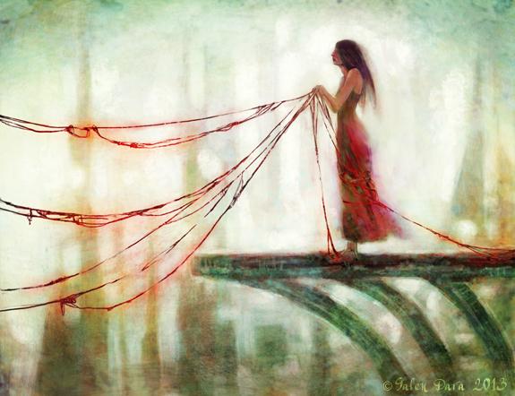 Lifeline by Jonathan Olfert (illustration by Galen Dara)