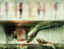 The Ballad of Marisol Brook (illustration by Galen Dara)