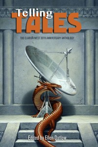 This story also appears this month in TELLING TALES : The Clarion West 30th Anniversary Anthology, edited by Ellen Datlow.
