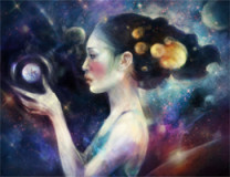 Invisible Planets by Hao Jingfang (illustration by Galen Dara)