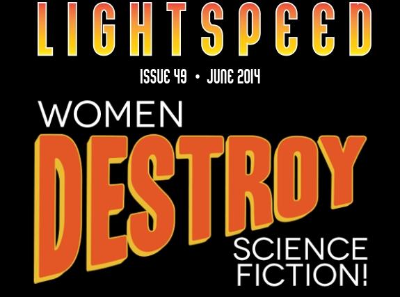 Women Destroy Science Fiction!