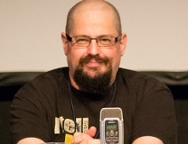 Charles Stross, photo by Xanathon, Creative Commons