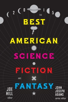 Best American Science Fiction and Fantasy 2015