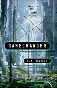 Gamechanger - book cover