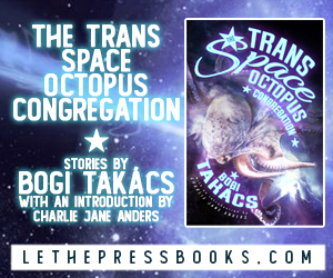 The Trans Space Octopus Congregation: Bogi Takács